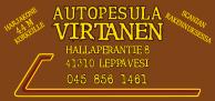 Autopesula Virtanen