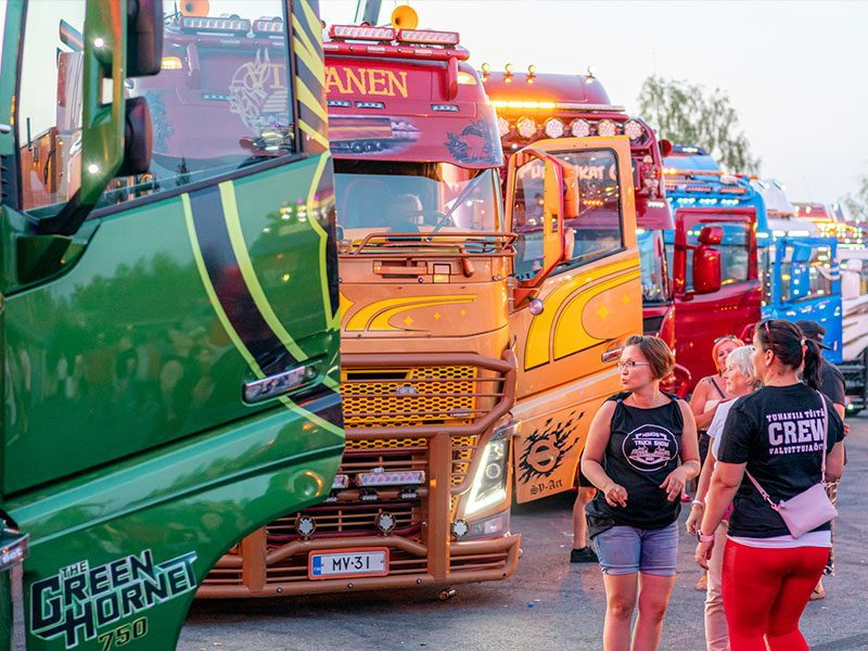 Himos Truck Show 2021